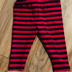 2 pairs of Ralph Lauren baby girl leggings 🎀